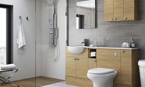 centrepiece bathrooms